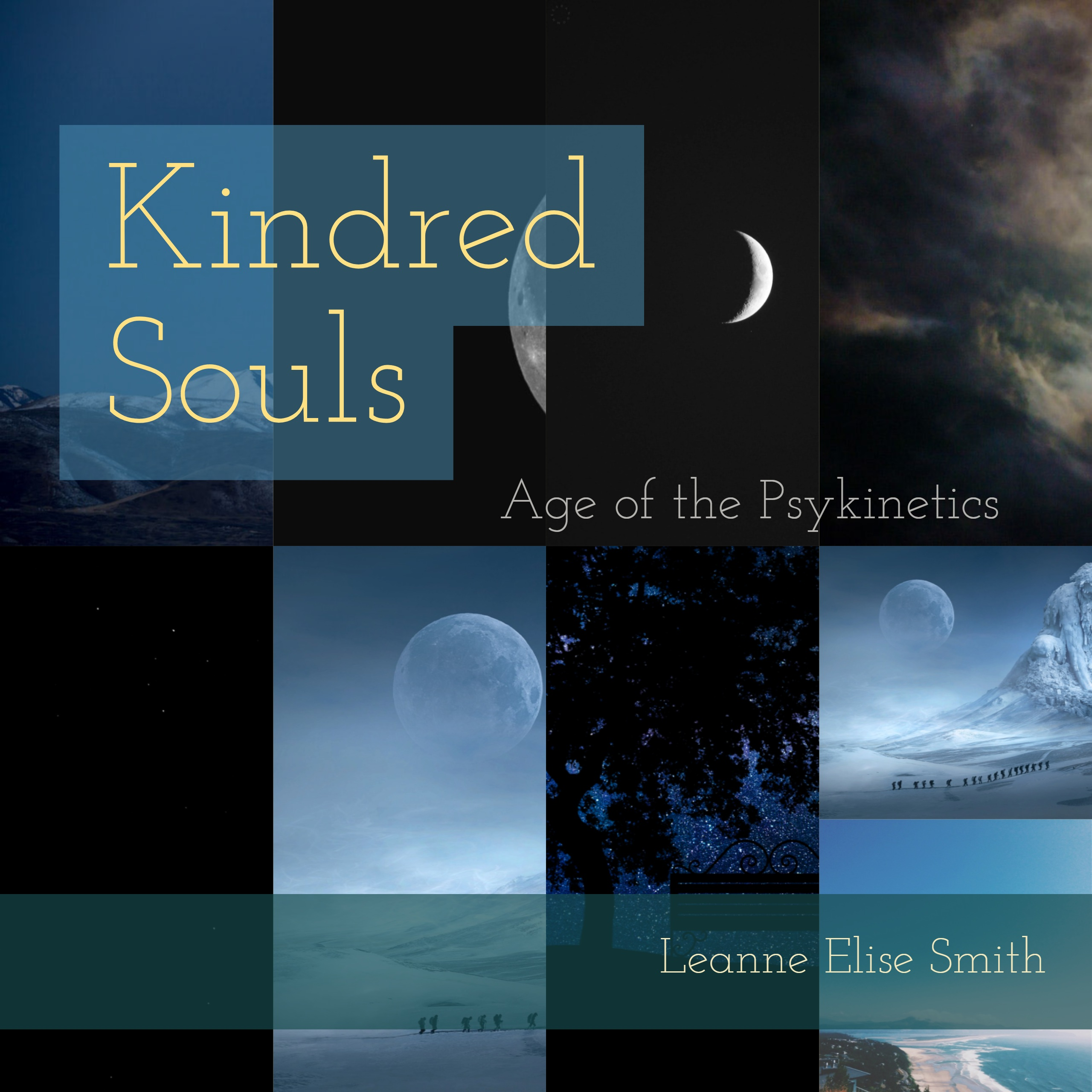 Kindred Souls Cover Picture